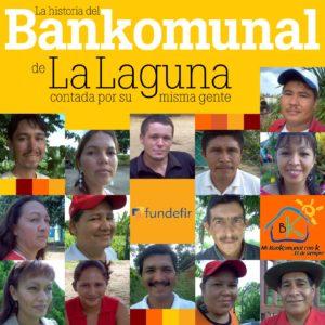 """Portada de """"Historia del Bankomunal La Laguna"""" Venezuela"""