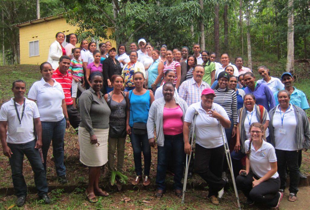 Promotores de República Dominicana en Asamblea de Socios.