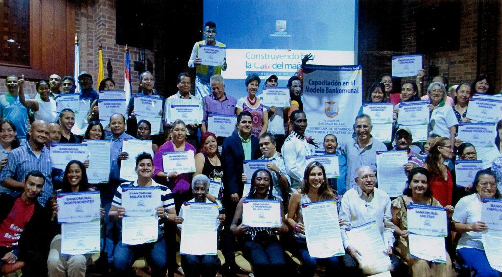 Primer encuentro local de Bankomunales, Cali, Colombia, Octubre 28 del 2015