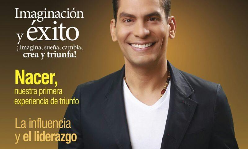 Portada Revista Factor Éxito de República Dominicana