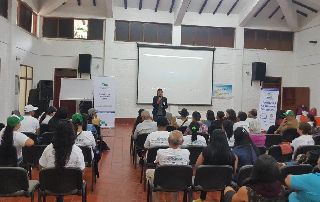Presentacion Karla Guerrero - Ejecutiva de CAF - Banco de desarrollo de America Latina